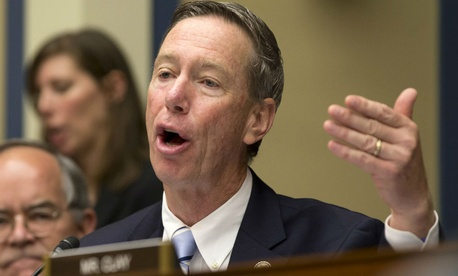 Rep. Stephen Lynch, D-Mass., says OPM is moving too slowly in reducing the retirement claims backlog.