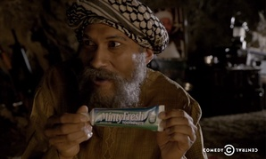 Keegan-Michael Key stars as an Al-Qaeda member in the sketch.