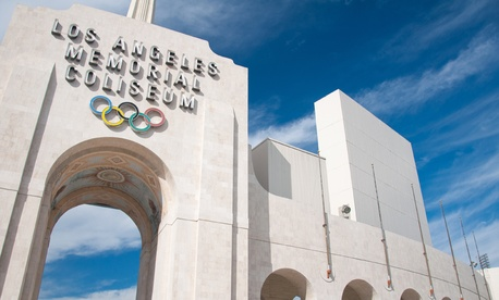 California's Memorial Coliseum was renovated for the 1984 Summer Olympics. The facility is now wildly considered obsolete.
