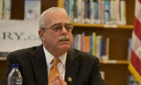 Rep. Gerry Connolly, D-Va., says higher pay is needed to recruit and retain skilled federal workers.