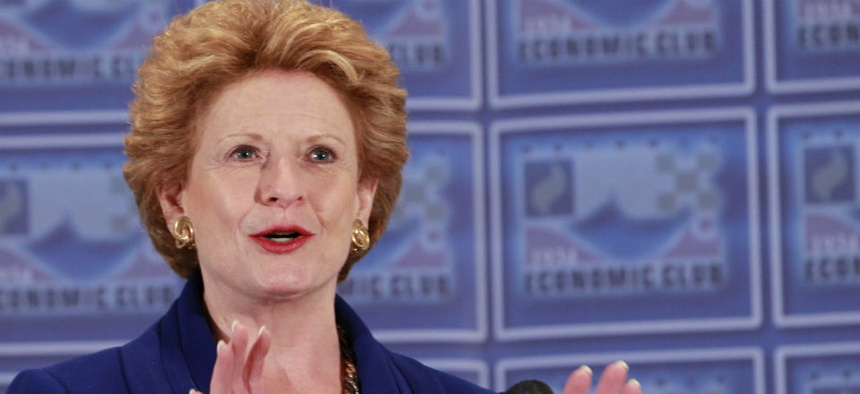 """""""Closing facilities and cutting services will lead to delays that will harm Michigan businesses and families,"""" said Sen. Debbie Stabenow."""