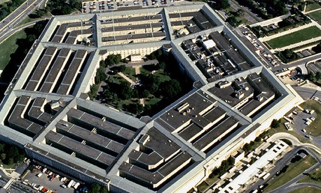 Number Names Worksheets pictures of a pentagon : Five Charts That Show the Pentagon's Shrinking Civilian Workforce ...