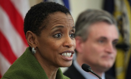 Rep. Donna Edwards, D-Md., is leading efforts to roll back the increases.