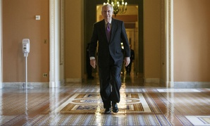 Senate Majority Leader Mitch McConnell, R-Ky., hasn't shared how he plans to proceed.