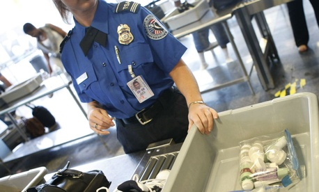House Votes To Bolster Airport Security Reduce Pay For