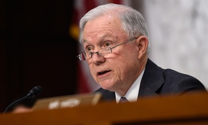"""I'm not interested in delay merely for the sake of delay,"" Sen. Jeff Sessions, R-Ala., said."