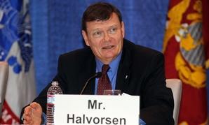 DOD acting Chief Information Officer Terry Halvorsen