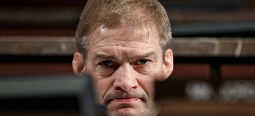 House Freedom Caucus Chairman Jim Jordan plans to back the budget with extra defense money.