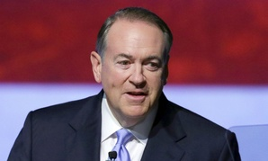 Former Arkansas Governor Mike Huckabee likens the federal government to a roach motel.