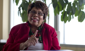 Acting Social Security Administration Commissioner Carolyn Colvin.