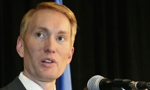 Sen. James Lankford is chairman of a regulation subcommittee.