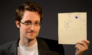 Those participating in AMAs usually provide proof, as Snowden did Thursday.