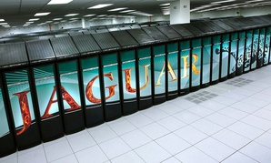 The Cray XT Jaguar features more than 224,000 processing cores, each with 2 gigabytes of local memory.