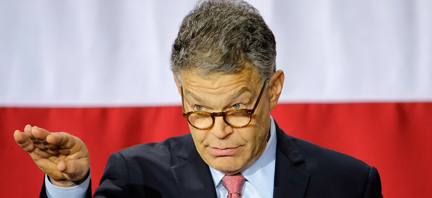 Sen. Al Franken sent a letter asking for information from the FBI on the program.