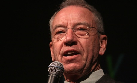 Sen. Charles Grassley, R-Iowa, said all inspectors general should follow suit.