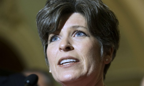 Sen. Joni Ernst, R-Iowa, is the chief sponsor.