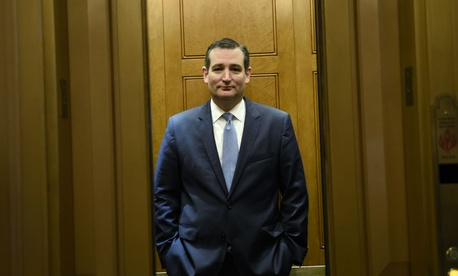 Sen. Ted Cruz, R-Texas, wants to eliminate the IRS.