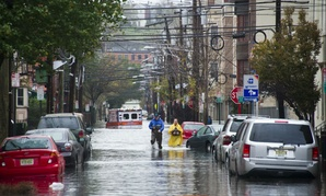 Flooding after Superstorm Sandy prompted officials in Hoboken, New Jersey, to rethink their approach to construction projects.