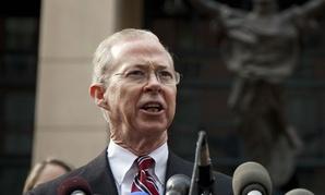 U.S. Attorney Dana Boente said software companies overcharged the government.