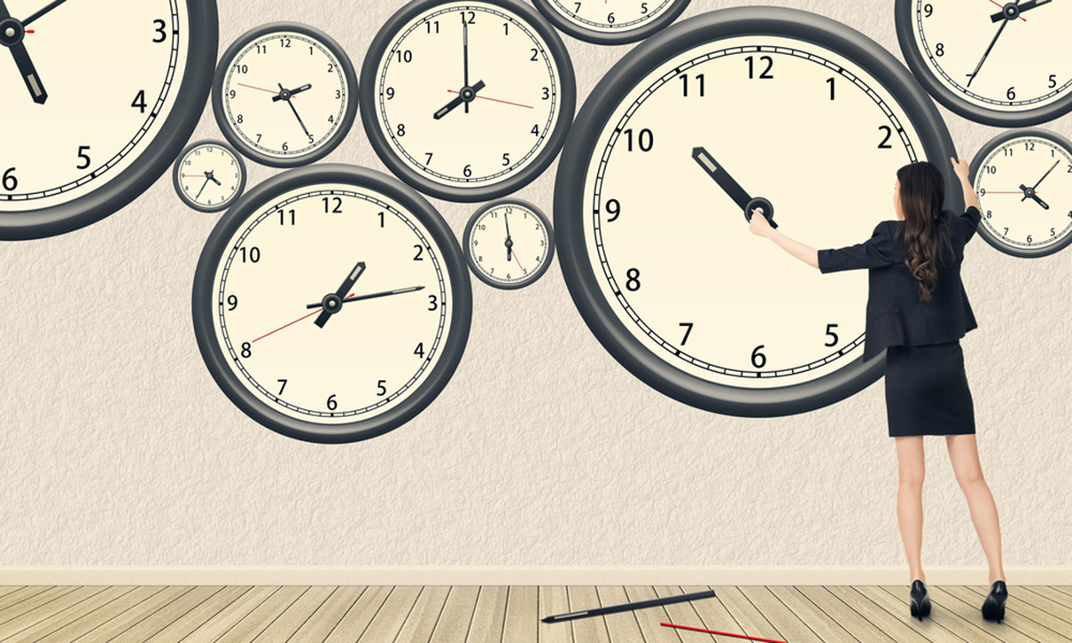 Time Management Is Only Making Our Already Busy Lives Worse
