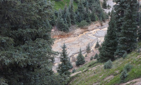 Three million gallons of toxic water have escaped from the Gold King mine clean-up site.