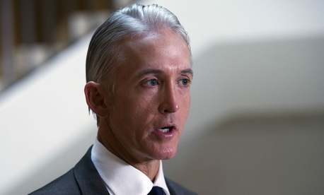 Rep. Trey Gowdy, R-S.C., chairman of the House Select Committee on Benghazi