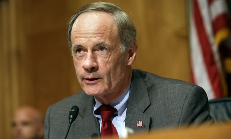 Sen. Tom Carper, D-Del., has promised a more inclusive approach this time around.