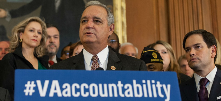 Rep. Jeff Miller, R-Fla., said he did not reach the decision to issue subpoenas lightly.