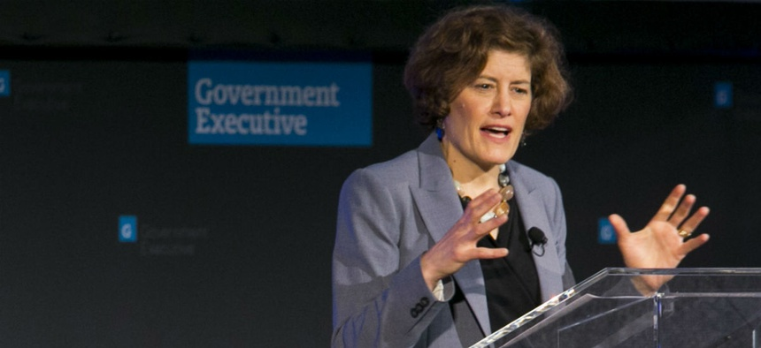 President Obama nominated Acting OPM Director Beth Cobert to lead the agency on Tuesday.