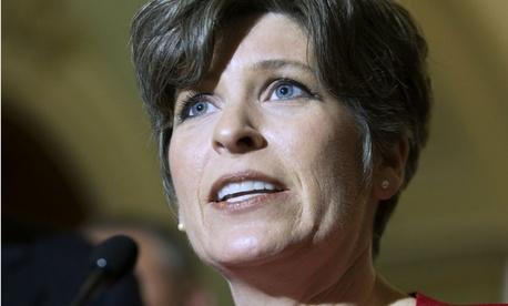 Sen. Joni Ernst, R-Iowa, is a sponsor of the bill.