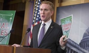 Sen. James Lankford, R-Okla., released the report on Monday.
