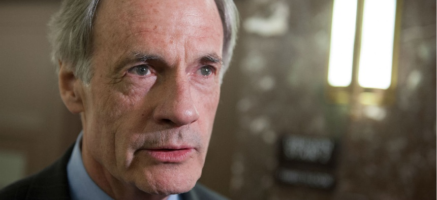 Sen. Tom Carper, D-Del., introduced the measure.