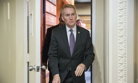 Sen. James Lankford, R-Okla., says agencies need to do a better job of rooting out waste.