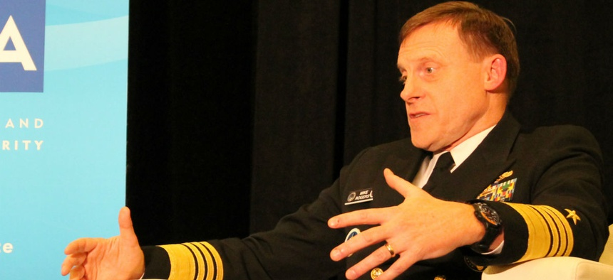 NSA leader Adm. Mike Rogers