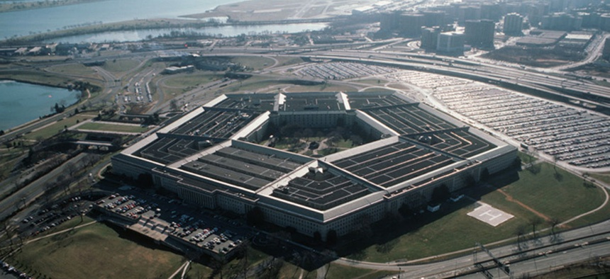The Pentagon Is Moving 13,000 Civilians Out of the GS System