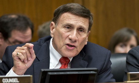 Rep. John Mica, R-Fla., is one of the lawmakers who recently blasted DHS for delays in handing over data on visa overstays.