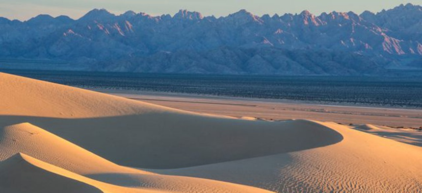 Mojave Trails National Monument was designated Friday.