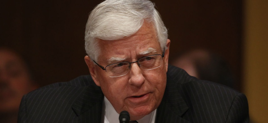 Sen. Mike Enzi, R-Wyo., initiated the investigation.