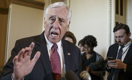 House Minority Whip Steny Hoyer, D-Md., told union members the Republic-led Congress is falling short on helping recruit and train the federal workforce.