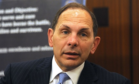 Secretary Bob McDonald sent draft legislation to Capitol Hill.