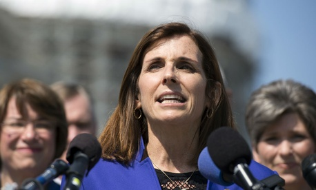 Rep. Martha McSally, R-Ariz., advised CBP to place a greater emphasis on recruiting the right talent from the get go.