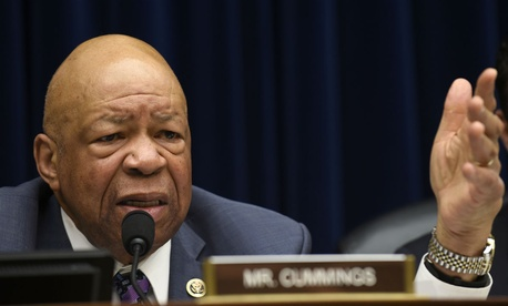 Rep. Elijah Cummings, D-Md., led the coalition of House members asking OPM to issue regulations banning the box.