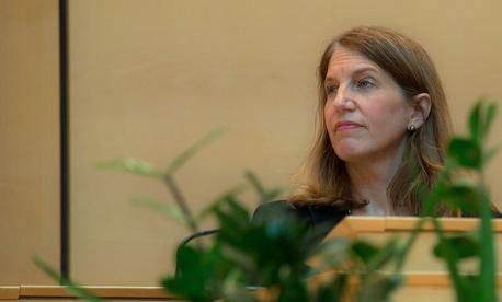 Health and Human Services Secretary Sylvia Mathews Burwell .