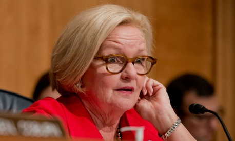 Sen. Claire McCaskill, D-Mo., is one of the senators who requested more information.