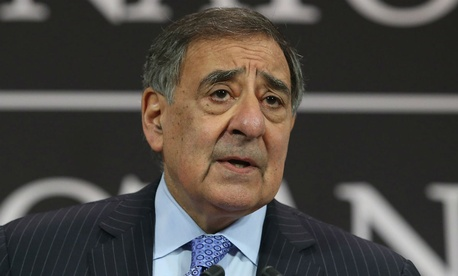 Former Defense Secretary and CIA Director Leon Panetta