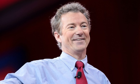 """""""It's trying to align incentives in the government the way we do in the private marketplace,"""" said Sen. Rand Paul, R-Ky."""