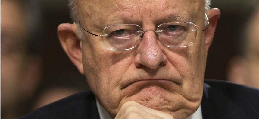 Director of National Intelligence James Clapper has asked intelligence agencies to bring him ideas on improving recruitment.