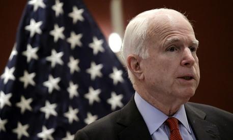 Sen. John McCain wants to reorganize the Pentagon's acquisition bureaucracy.