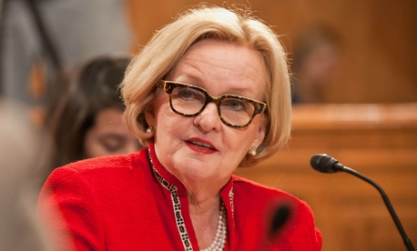 Sen. Claire McCaskill, D-Mo., is one of the lawmakers who signed the letter.