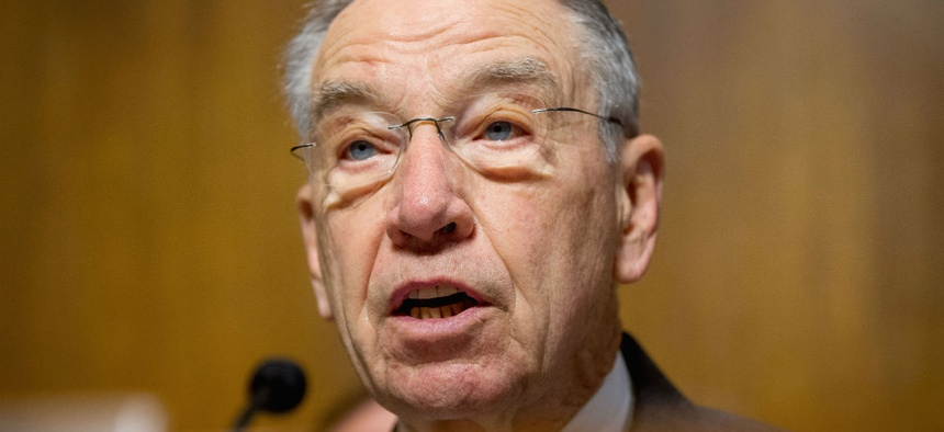 Senate Judiciary Chairman Charles Grassley, R-Iowa, requested more information.